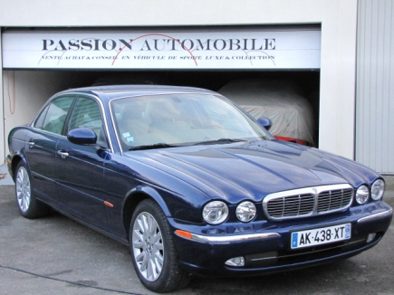 Photo JAGUAR XJ8 V8-3.5