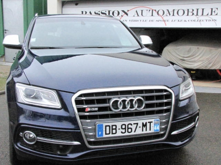 Photo Audi SQ5 12/2013 -78500km, 1ère main