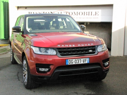 Photo Range Rover Sport SDV6