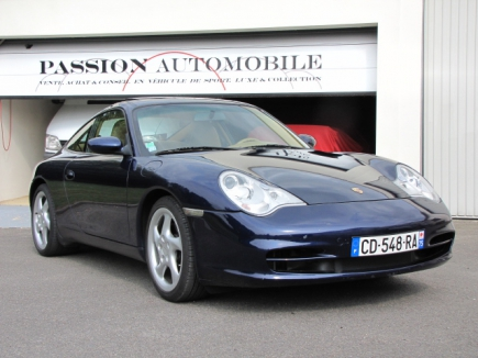 Photo Porsche 996 Carrera 4