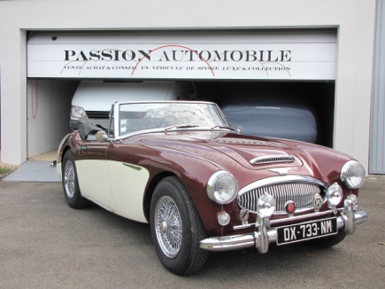 Photo Austin Healey 3000 MKIII BJ8