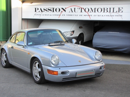 Photo Porsche 964 Carrera 4 phase 2
