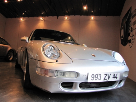 Photo Porsche 993 Carrera 2S