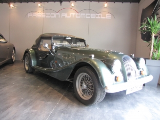 Photo Morgan +4, moteur Rover injection 140ch