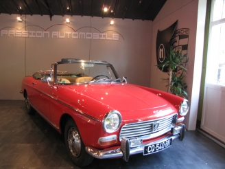 Photo Peugeot 404 Cabriolet Pininfarina