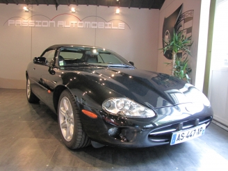 Photo Jaguar XK8 CABRIOLET