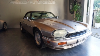 Photo Jaguar XJS Facelift 4.0 convertible