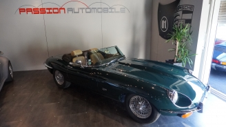 Photo Jaguar Type E cabriolet, serie 2
