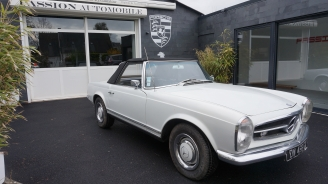 Photo Mercedes 230 SL Pagode