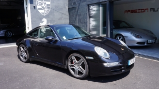 Photo Porsche 997 TARGA 4S