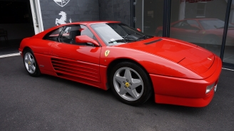Photo Ferrari 348 TS