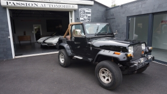 Photo Jeep Wrangler 6 cylindres 4.2