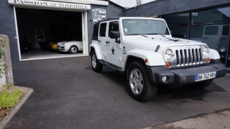 Photo Jeep Wrangler 2.8 CRD 200 ch