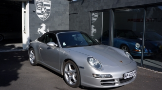 Photo Porsche 997 Carrera 2 cabriolet
