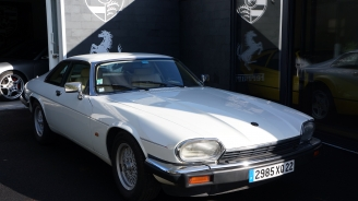Jaguar XJS 4.0 facelift