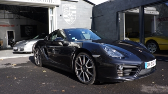 Photo Porsche Cayman S