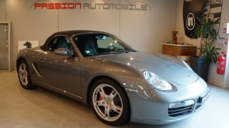 Photo Porsche Boxster S