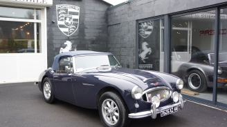 Photo Austin Healey 3000 MKII BJ7