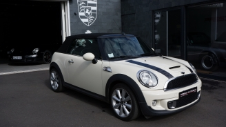 Photo Mini COOPER S cabriolet
