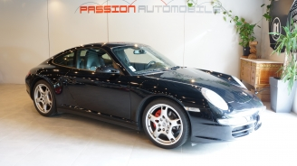 Photo Porsche 997 4S tiptronic