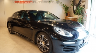 Photo Porsche Panamera S diesel