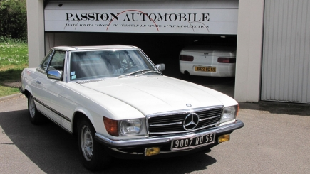 Photo Mercedes 280 SL