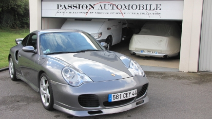 Photo Porsche 996 turbo tiptronic
