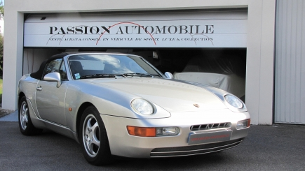 Photo Porsche 968 cabriolet tiptronic
