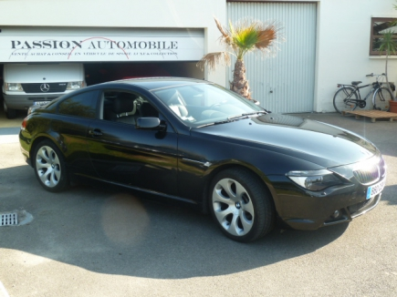 Photo BMW 645 CI