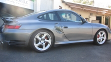 Porsche 996 turbo - photo 4